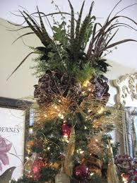 vintage christmas tree toppers christmas tree ribbon decorating