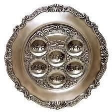 passover plate seder plate ebay