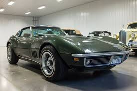 1969 corvette for sale 1969 chevrolet corvette for sale in tuscaloosa al carsforsale com
