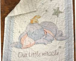 Dumbo Crib Bedding Dumbo Nursery Etsy