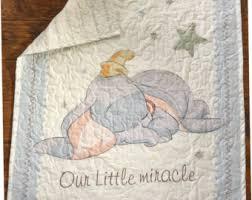 Dumbo Crib Bedding Dumbo Nursery Etsy