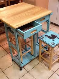 portable kitchen islands with stools 87 best mobile kitchen images on mobile desk projects