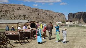 Wyoming Traveling Sites images Mormon handcart historic sites alcova travel wyoming that 39 s wy jpg