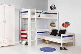 bedroom magnificent twin over queen bunk bed l shaped bunk beds