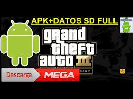 gta 3 apk android como descargar e instalar gta iii para android apk datos sd