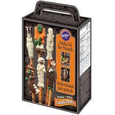 halloween pretzel halloween candy kit for pretzels wilton