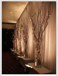 lighted willow branches lighted branches knot and nest designs