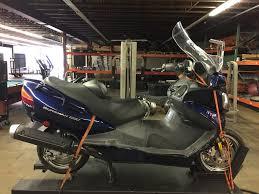 03 suzuki burgman an 650 seat shock dampener ebay