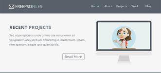 free psd flat style newsletter template free psd files