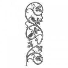 vineyard series ornamental iron castings ornamental iron