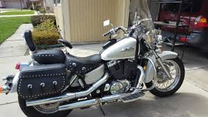 honda shadow aero honda vt1100 shadow aero motorcycles for sale