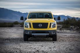 Nissan Titan Grill Revealed 2016 Nissan Titan Xd Rated To Tow 12 314 Pounds