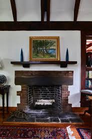 charming tudor in wynnewood u0027s english village lists for 795k