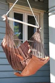 free standing hammock piel natural evercasa