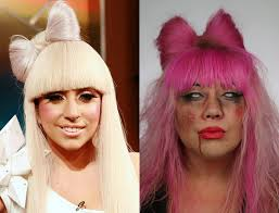 bow hair how to recreate gaga s iconic bow with a twist for