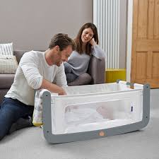 Crib With Mattress Snuzpod2 Bedside Crib 3 In 1 Dove Grey Snüz