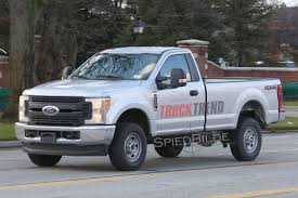 Ford F350 Truck Bed - spied 2017 ford f 350 regular cab long bed xl