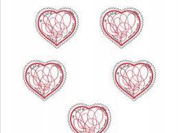 timbre poste mariage un jour une idée un timbre joli coeur pour envoyer ses faire