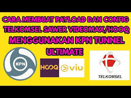 config kuota videomax masih aktif daftar config kpn tunnel videomax telkomsel aktif work 100
