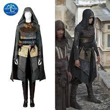 manluyunxiao new arrival women assassins creed costume sofia