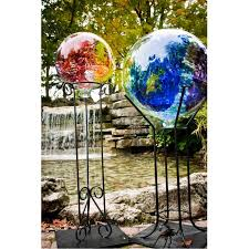Gazing Ball Pedestals Ball