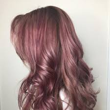 rose gold lowlights on dark hair 30 stunning ways to wear rose gold hair top notch beauty and