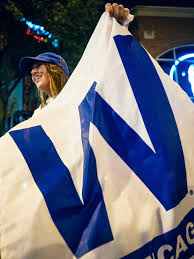Cubs Flag Governor Rauner Proclaims A World Champion Chicago Cubs Day The