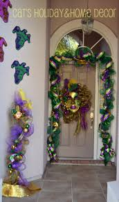 mardi gras door decorations mardi gras decor nisartmacka