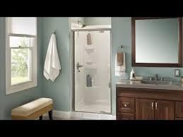 Delta Shower Doors Delta Pivot Shower Door Installation
