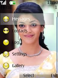 kajal name themes free nokia 5130 kajal agarwal app download in themes wallpapers
