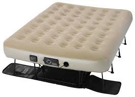 amazon com serta ez air mattress with never flat pump sports