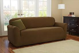 Camelback Sofa Slipcover by Canopy One Piece Stretch Fine Corduroy Sofa Slipcover Slipcover
