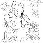 winnie pooh coloring pages coloring book intended