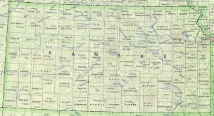 State Maps With Cities by Kansas County Map With Towns Kansas Map Of The United States
