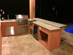 outdoor kitchen cabinet doors diy dcs and lynx sedona outdoor kitchens the bbq depot