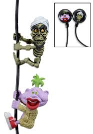 scalers 2 pack with custom earbuds achmed and peanut jeff dunham