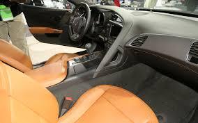 2014 corvette interior 2014 chevrolet corvette stingray look motor trend