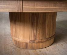 circle table that gets bigger expanding round table