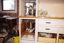 Kitchen Cabinet Lift Appliance Lift For Kitchen Aid Mixer