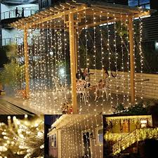 le led window curtain icicle lights 306 led 9 8ft x