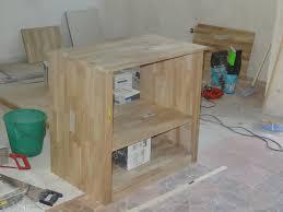 faire un meuble de cuisine faire ses meuble en palette fabriquer un meuble tv avec une