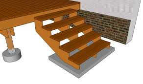 Wooden Deck Bench Plans Free by Ground Level Deck Plans Myoutdoorplans Free Woodworking Plans