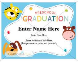 preschool diploma preschool diploma etsy