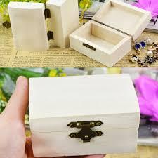 aliexpress com buy wood jewelry box rectangle shape mud base art
