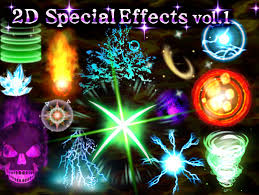 2d special effects vol 1 asset store