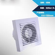 ventilation chambre hôtel 4 5 6 pouce carré ventilateur ventilateur ventilation calme