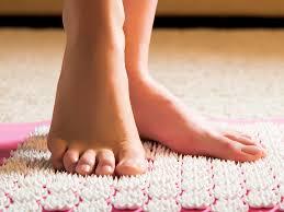 acupressure mat pressure points health benefits