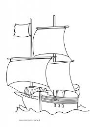 simple pirate ship drawing pirate boat clipartsco drawing art