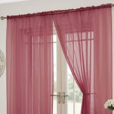 Dusty Pink Curtains Voile Curtains Lined Voiles Buy Online Tonys Textiles