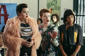 Seeking Tv Series Review The Heathers Reboot Is Delayed But It Was Never A Idea Time